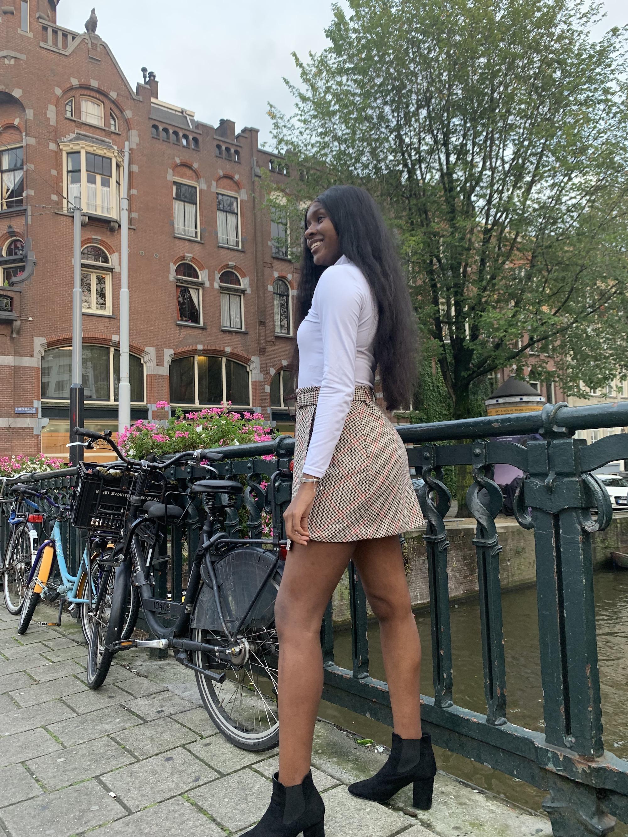 Awa in Amsterdam
