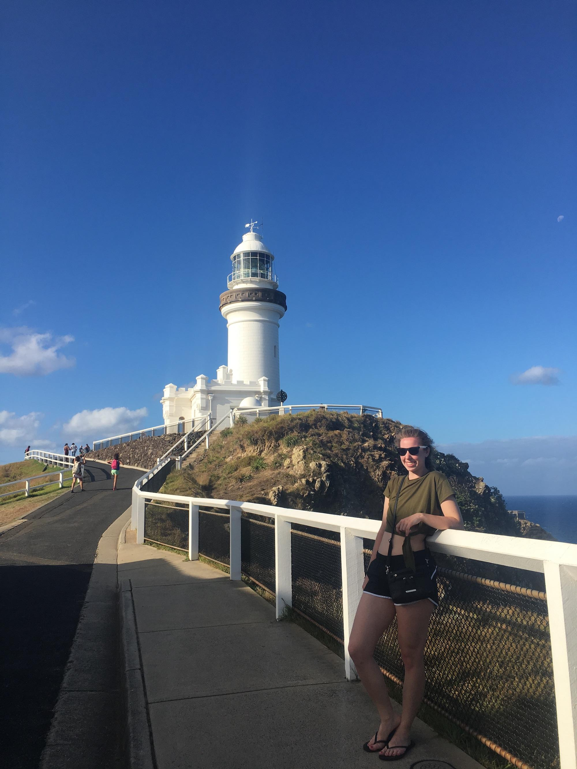 Lighthouse Liz