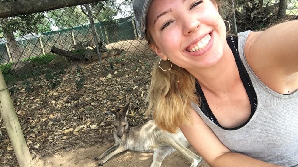 Kangaroo Liz