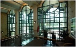 Rich Hall lobby
