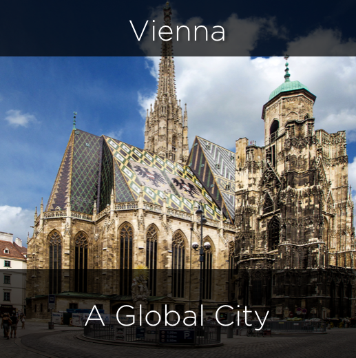 vienna, a global city