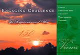 Cover of Engaging Challenge, SUNY Oswego's Sesquicentennial Plan