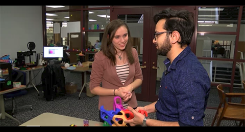Library Makerspace in Oswego News