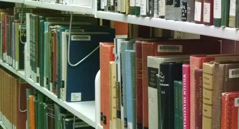 College Impact Collections Grant Opportunity for Faculty and Staff