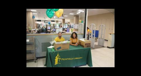 library open house fall 2019
