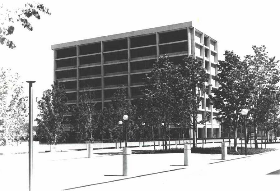 Culkin Hall, circa 1970