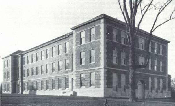 Park Hall, circa 1936