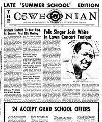 The Oswegonian