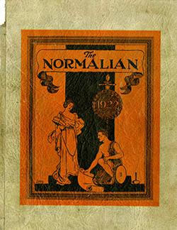 1922 The Normalian yearbook