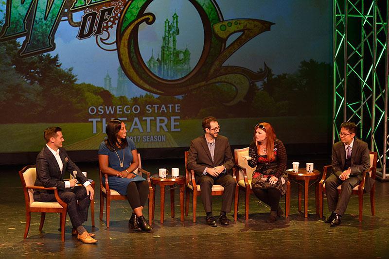 Media Summit panel