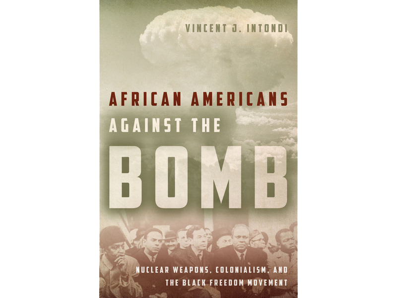 African Americans Against the Bomb book cover