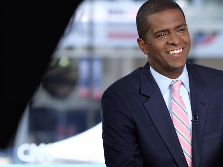 Commentator, organizer and lawyer Bakari Sellers