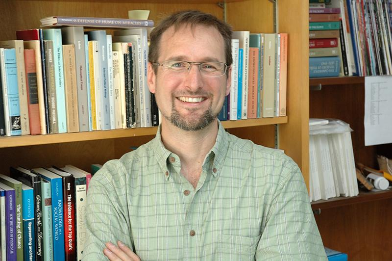 Professor K. Brad Wray, headshot