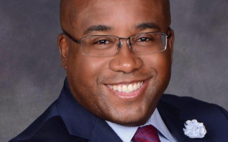 Christopher Roker, keynote speaker for conference and healthcare CEO