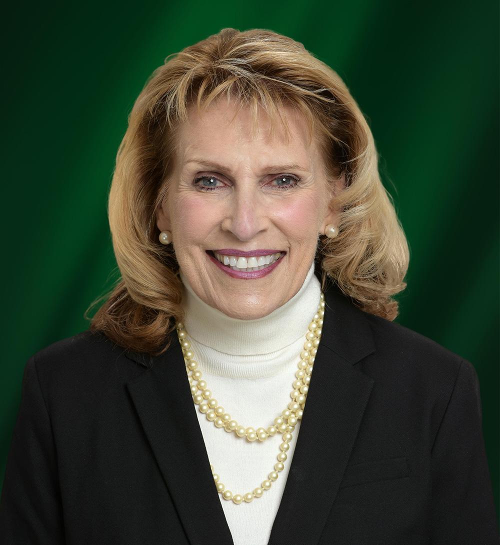 SUNY Oswego President Deborah F. Stanley