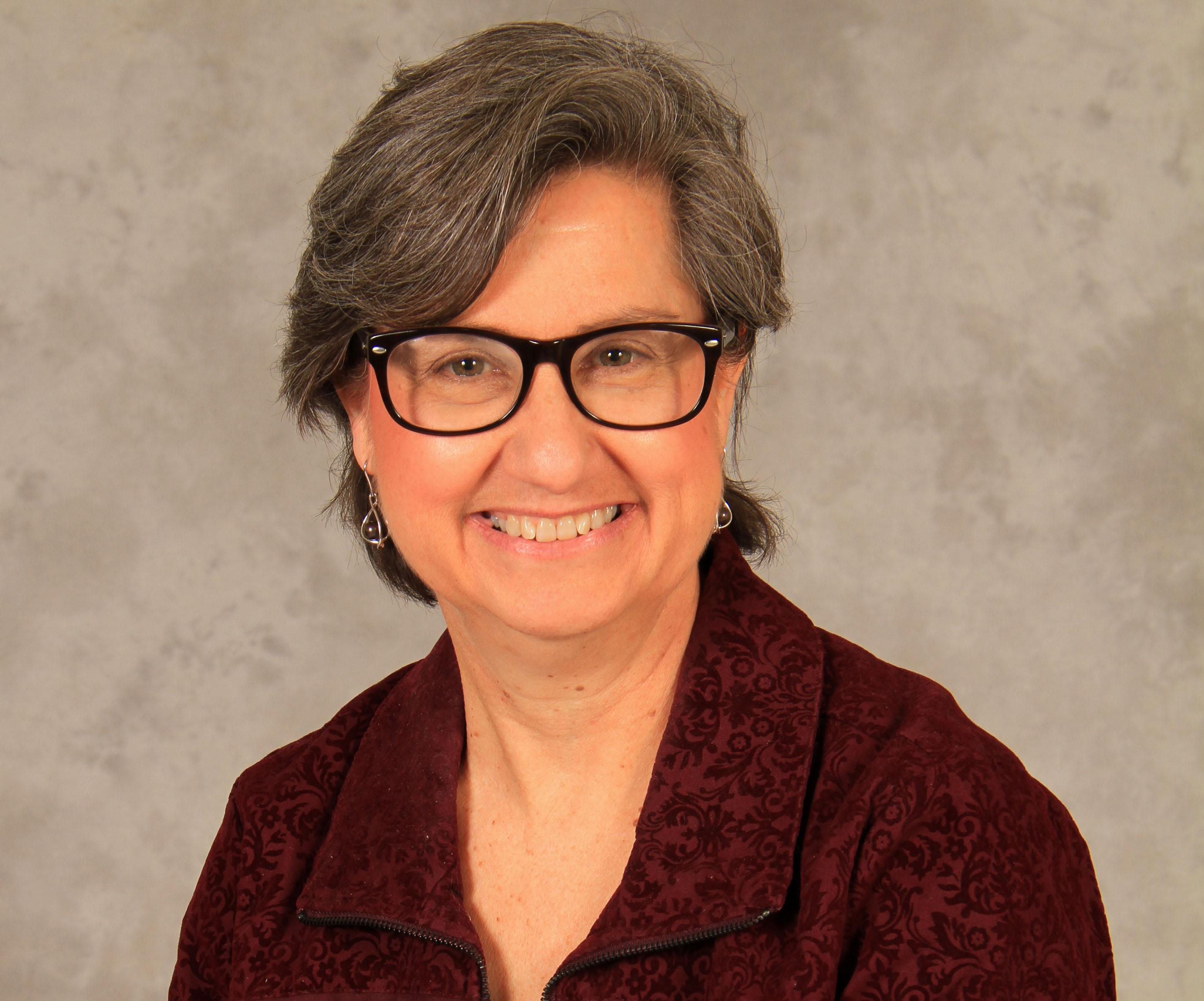 Deborah Furlong, Ph.D., new director of Institutional Research and Assessment at SUNY Oswego