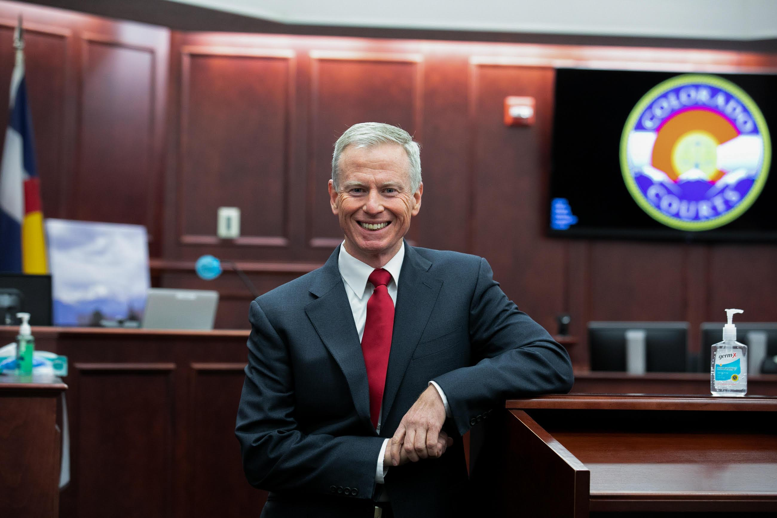 George Brauchler was district attorney prosecuting Aurora, Colorado, mass shooting