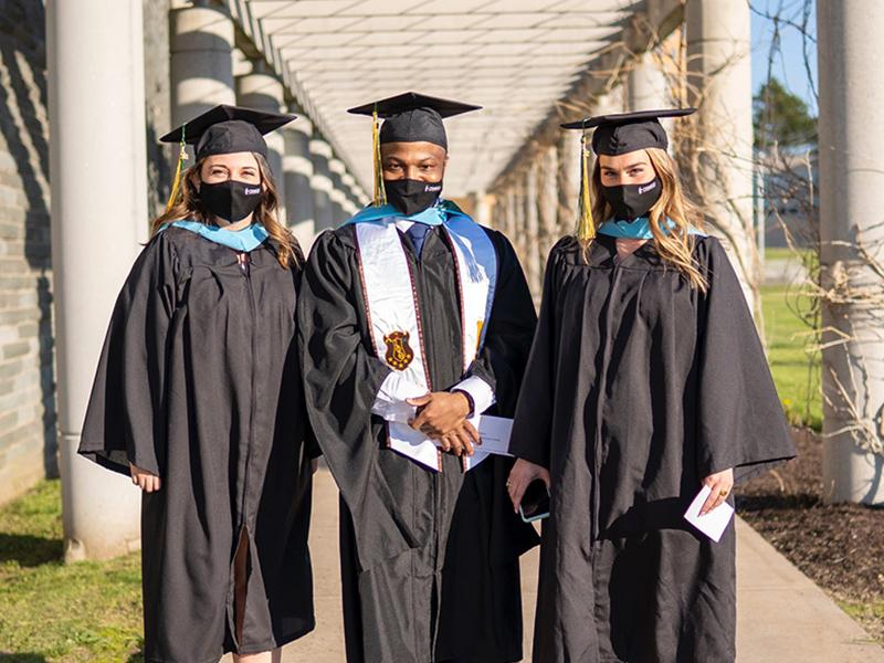 SUNY Graduates at the May 2021 Commencement