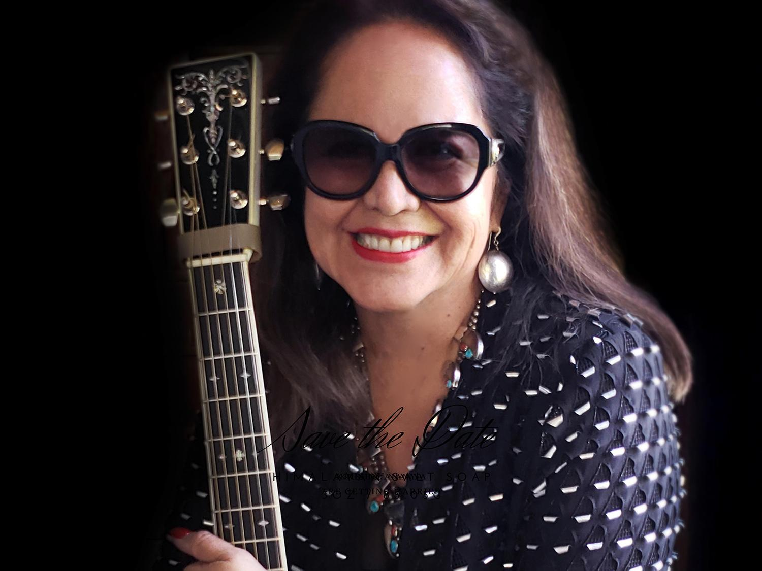 Grammy-winning Native American performer Joanne Shenandoah