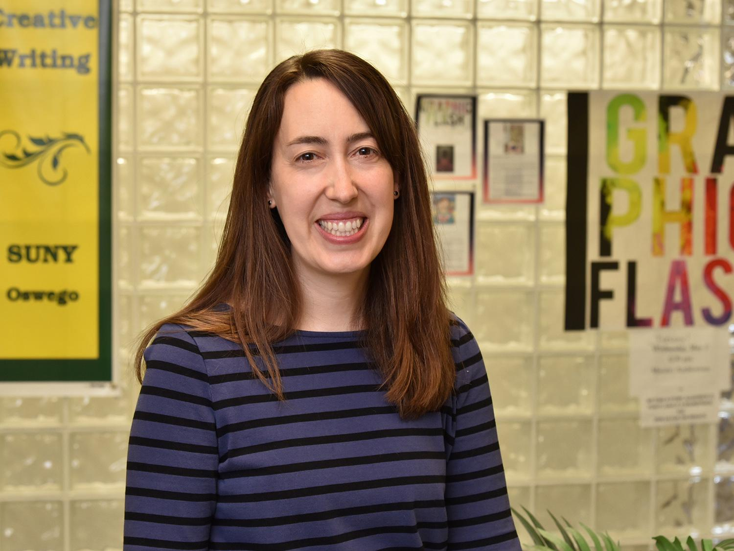 Laura Donnelly is an award-winning teacher and poet