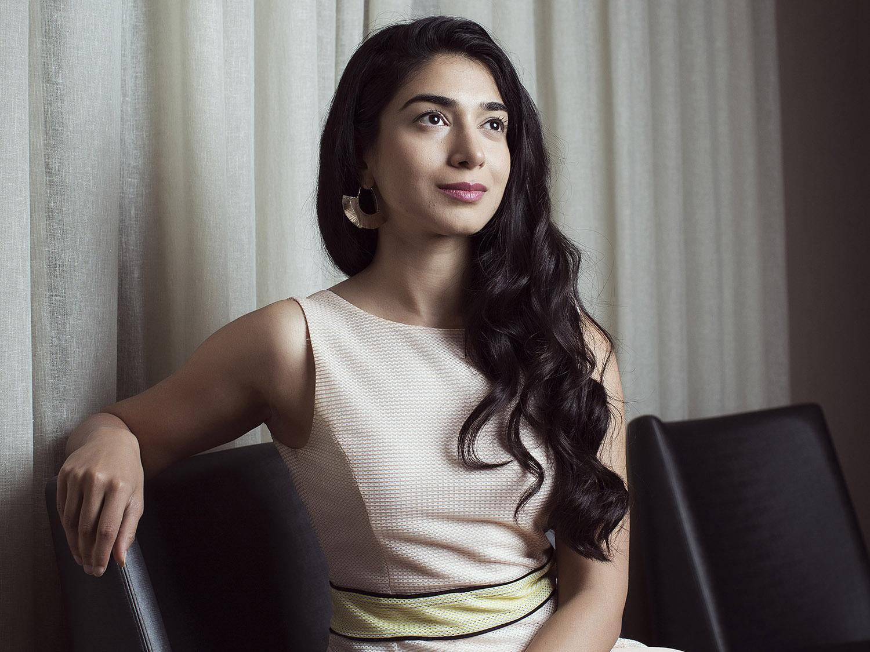 Shiza Shahid, co-founder of Malala Fund