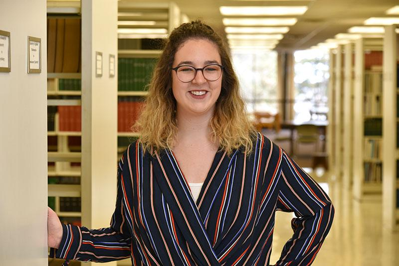 Rachelle Hills is a master's in strategic communication student