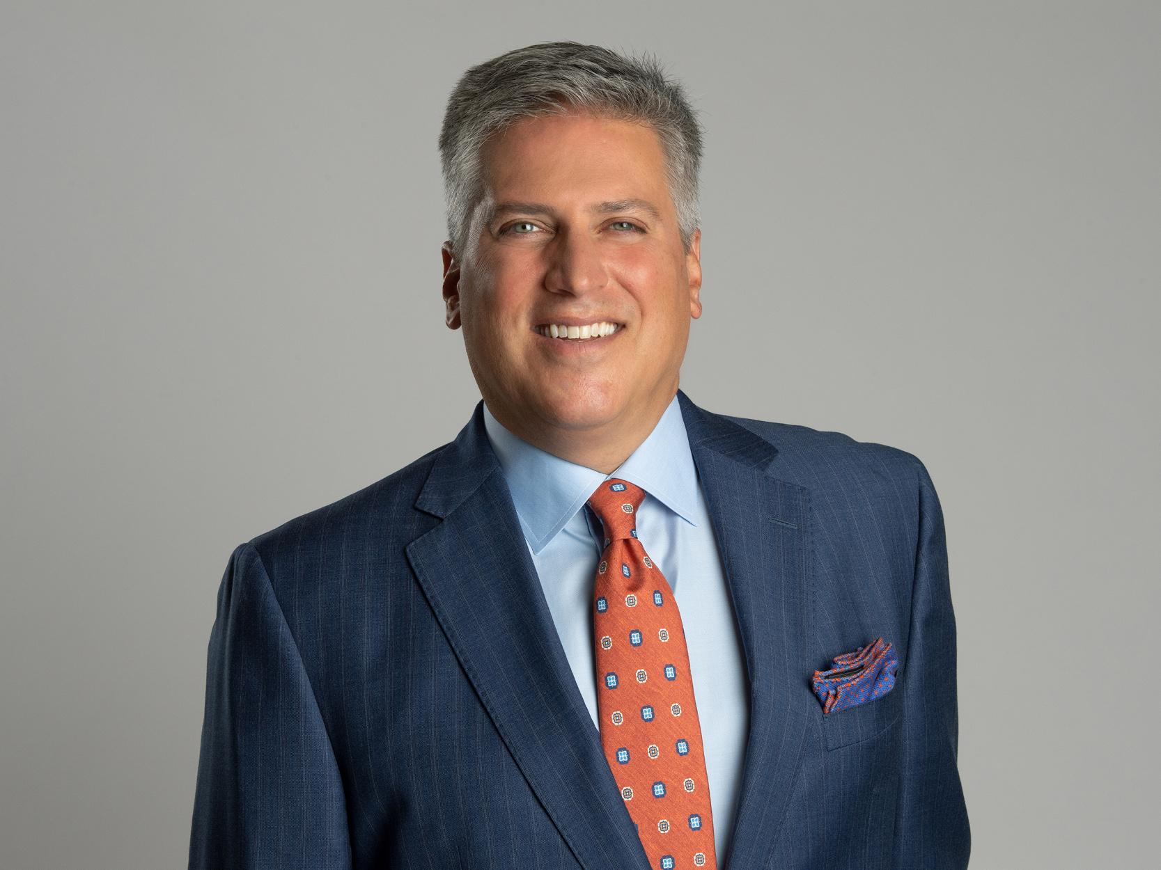 Steve Levy is a 1987 Oswego alumnus well known for his work with ESPN, including play-by-play for Monday Night Football