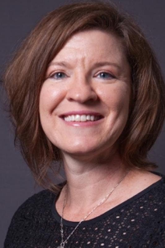 Communication studies faculty member Katherine Thweatt