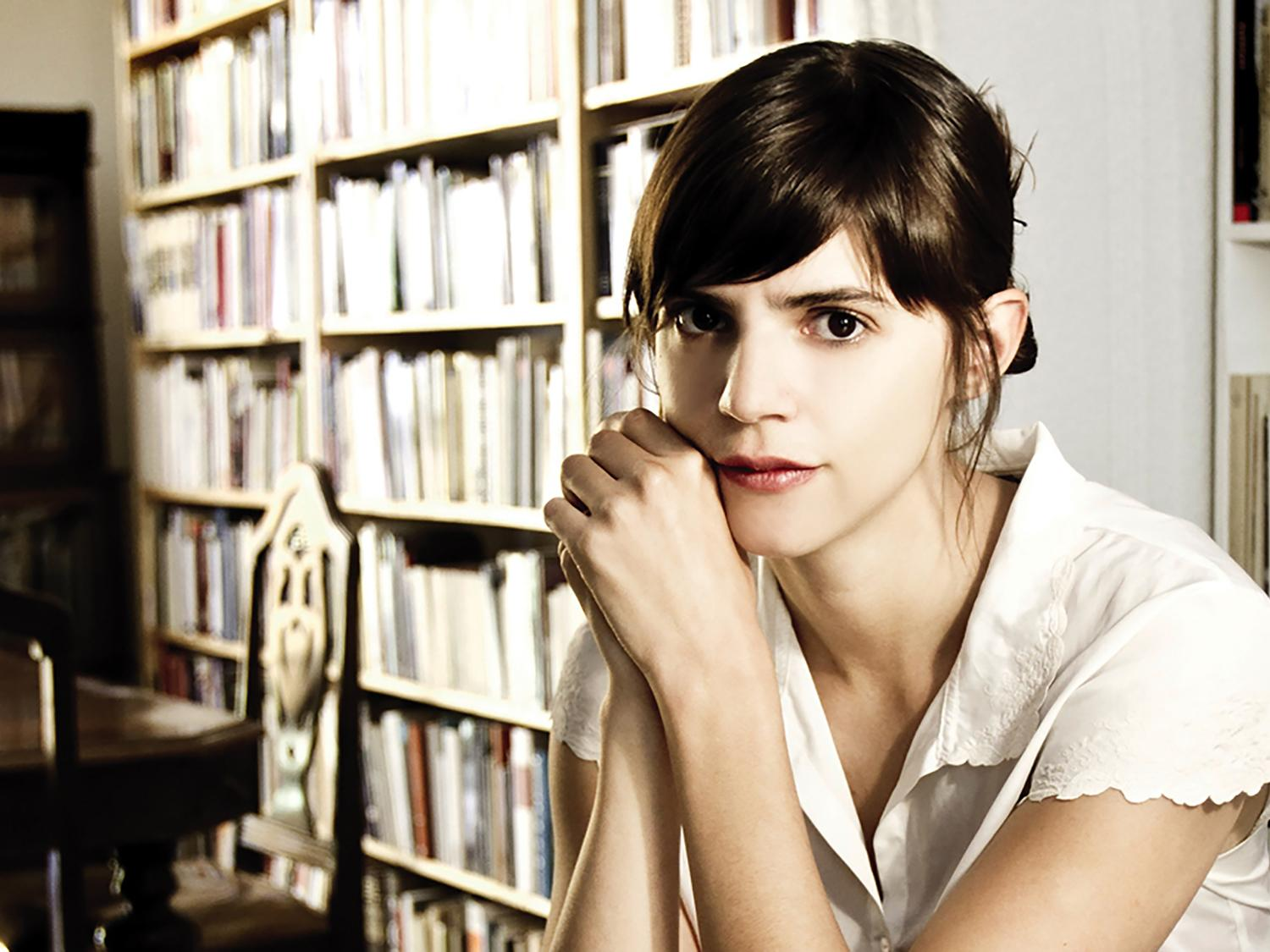 Author Valeria Luiselli