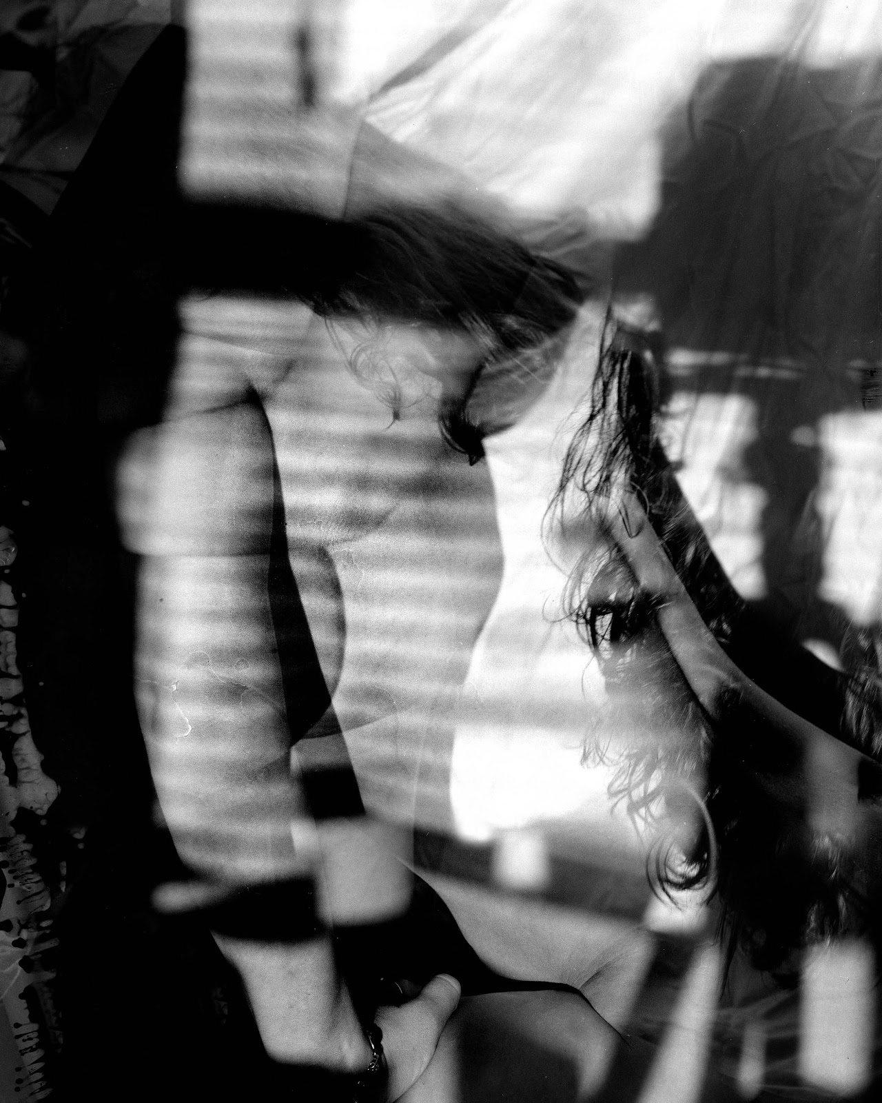 Untitled abstract photo by Katrina Winberg
