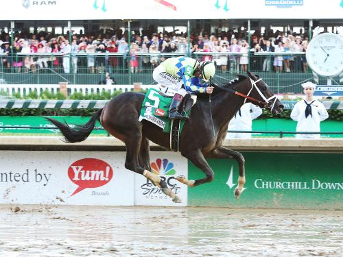 Kentucky Derby winner Always Dreaming