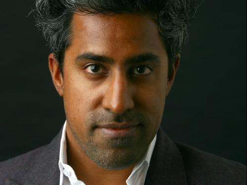 Writer Anand Giridharadas' headshot