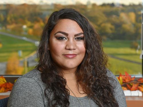 Kimberlyn Fernéz is a graduate student in school psychology