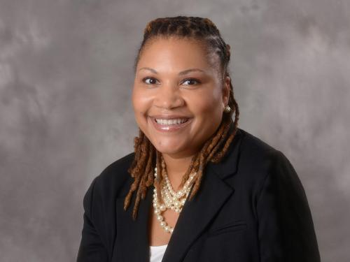 Dr. Jerri Howland-SUNY Oswego interim vice president of student affairs