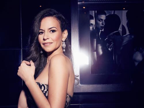 Broadway star, recording artist Mandy Gonzalez