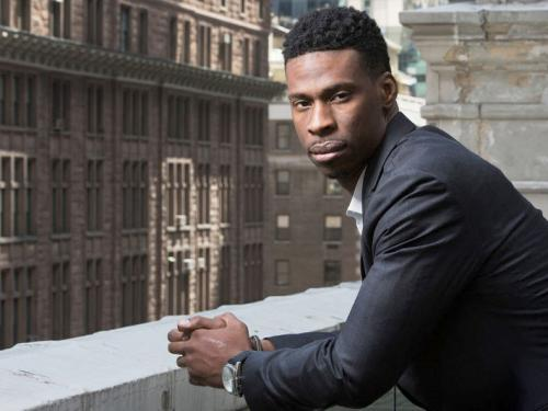 Marlon Peterson advocates for justice and ways to prevent violence