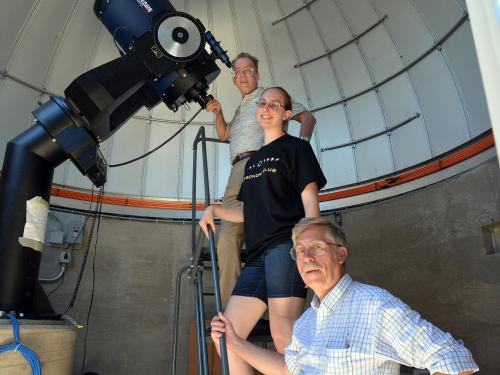 College will make telescopes available to view close call with Mars, other planets