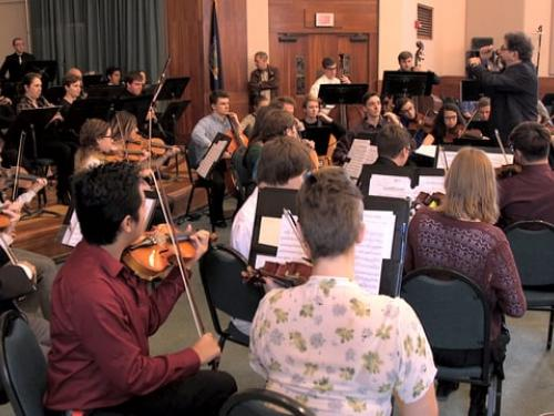 Music at SUNY Oswego