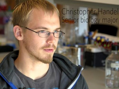 Christopher Chandler: NSF Early Career Development Grant