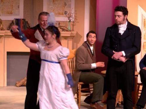 Pride & Prejudice at SUNY Oswego