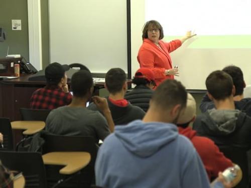 Faculty profile: Elizabeth Dunne Schmitt