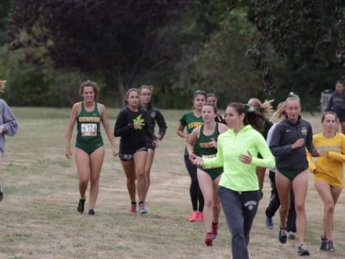 Track + field and cross country at SUNY Oswego