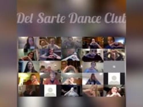 Notes From Home: Del Sarte Dance gives virtual lessons