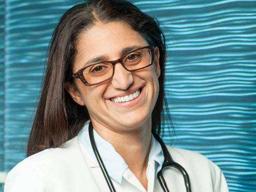 Mona Hanna Attisha is a pediatrician and Flint, Michigan, clean-water crusader