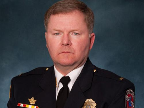 Award-winning Lt. Brian Murphy, who responded to a 2012 mass shooting, will relay his experiences