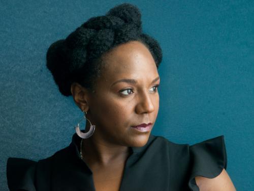 Activist, filmmaker and speaker Bree Newsome
