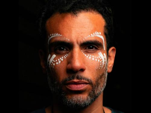 Oveous is well-known for combining spoken word, lush vocals and music