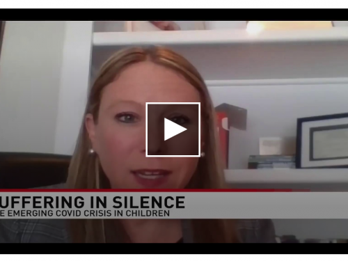 Michelle Storie of the counseling and psychological services faculty speaks to CNYCentral about how the pandemic is impacting children and families