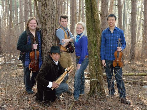 ETHEL and Robert Mirabal will present their collaborate musical work The River
