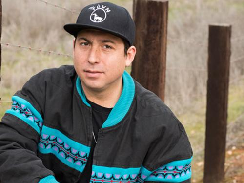 There There author Tommy Orange